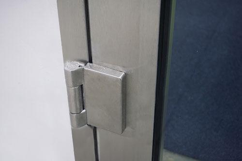 профиль для металлических противопожарных дверей