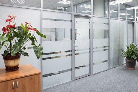 Компания QUASAR – эксперт в области офисных перегородок!